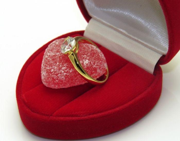 кольцо для предложения